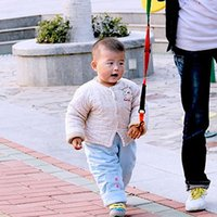Wholesale Baby Child Toddler Safety Harness Wrist Buddy Walking Strap Anti Lost m L00086 CAD