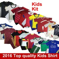 Wholesale Northern Ireland Italy leicester city spain russian sweden chile belgium kids soccer Jerseys top quality kit Football shirt