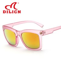 best brand eyeglasses - 2016 best new product fashion sunglasses beach sun glasses women HD sunglasses full sun eyeglasses hot sale dilicn brand