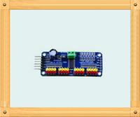 Wholesale PWM Servo Servo driver board controller robot IIC interface
