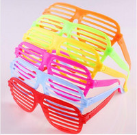 best beach shade - New Best price Shutter Glasses Full Shutter Glasses Sunglasses Glass fashion shades for Club Party sunglasses