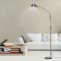 bedside floor lamp - Fishing Piano Floor Lamp Bedside Lamp Led Modern Minimalist Living Room Bedroom Den Creative American Vertical Lamp