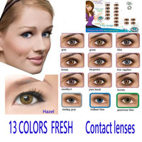 crazy contact lenses - fresh color eye look contact lens pairs colored contact lens Contact lenses color contact lens crazy lens Tones contact lenses