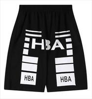 Wholesale 2016 Summer Fashion Basketball shorts Men s Clothing Pyrex HBA Mens Gym Shorts Hip Hop cargo bermuda masculina Cotton casual