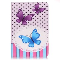beautiful iphone ipad - Lovely Beautiful PU TPU Leather Shockproof Flip Case Cover for iPad mini Samsung Galaxy T280 free DHL