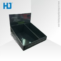 boxes for spices - 2016 Foldable cardboard counter top display box medicine display stand for retail
