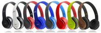 syllable wireless bluetooth headphones - P47 bluetooth wireless headband headsets hands free music headphones with MFTF samsung HTCLG for apple mobile phones