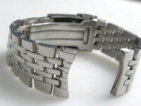b r watch - 24mm New High quality SS Polishing Curved End Watch Bands Bracelets For B R E bracelet spiral bracelet cross