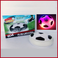 glide - Air Power Soccer Disc Indoor Football Toy Multi surface Hovering Gliding Toy