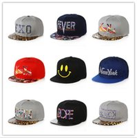 Wholesale New Hot Selling Men s Women s Basketball Snapback Baseball Snapbacks fashion Football Hats Man Sports Hat Flat Hip Hop Caps
