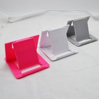 Wholesale Portable Adjustable Flexible Tablet Stand Desktop Holder for Smartphone Tablets Inch E readers mobile accessories for iphone