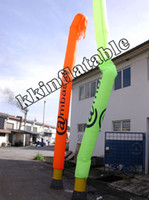 air equipment services - 20ft outdoor inflatable advertising air dancer with logo custom made inflatable service adverising equipment