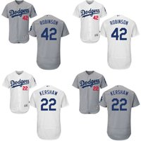 robinson - 2016 Flexbase Authentic Collection Men Los Angeles Dodgers Clayton Kershaw jackie robinson Sandy Koufax baseball jerseys Stitched