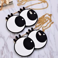 big black cover - 3D Cartoon Big Eyes eyeball Eyelashes Soft Silicone Case For iPhone s SE s s plus quot plus Fundas Rubber Cover Phone cases