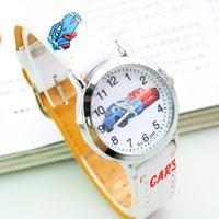 automobile tags - 2016 new cute children watch an automobile general mobilization cartoon watches student watches a birthday gift for boys and girls watch wat