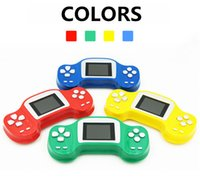 Wholesale aming Accessories Handheld Game Players Coolboy RS Children s game BIT handheld Colorful Display in Chip Hi