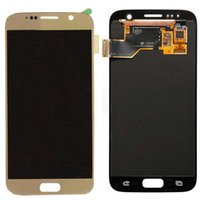 Wholesale Original Full LCD Display For Samsung Galaxy S7 with Touch Screen Digitizer Assembly Replacement SM G930A SM G930F G9300 DHL