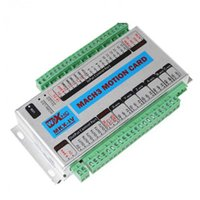 Wholesale XHC MK4 USB Cnc controller Mach3 CNC Motion Control Card Breakout Board KHz