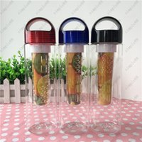 Wholesale Creative TRITAN fruit cup outdoors space kettle drink fruit juice cup plastic cups