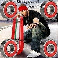bearings roller skates - Skateboard Wheel Bearing ZZ Fast Skateboard Longboard Bearings Set