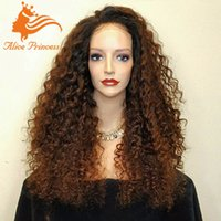 Wholesale 8A Full Lace Human Hair Wigs For Black Women Brazilian Kinky Curly Lace Front Human Hair Wigs Cheap Glueless Full Lace Wigs