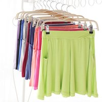 Wholesale New Arrival Female Summer Style Casual Loose Shorts Women Modal Short Pants Solid Color Sports Elastic Waist Wide Leg Shorts XE0090 salebags