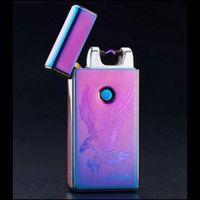 arc light - new Man s Gifts Electric ARC PULSE LIGHTER USB Rechargeable Metal Flameless Plasma Torch Elementium Arc Lit