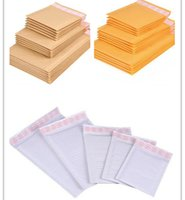 Wholesale Fast shipping x Self Seal White Bubble Mailers Pieces carton
