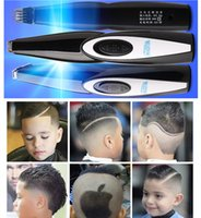 Wholesale Barber Children Sculptur Personal Hair Style Hair Clippers