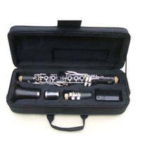 advanced clarinet - New Advanced Eb key clarinet ebonite perfecte technique