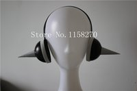 Wholesale Fairy Tail Raijin Tribe Laxus Dreyar Cosplay headphone earphone