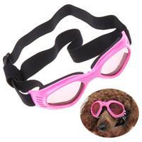 Wholesale Pet Eye wear Sunglasses Dog Supplies panier pour chien cachorro Sun Glasses Pet Products