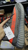 ballet sneaker flats - Yeezys boost V2 YZY Boost Beluga Sneakers yezzy running shoes