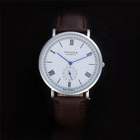 replicas - Famous Brand Replica NOMOS Watches Leather Strap Luxury Watches for Men Minimalism Glashütte NOMOS Watches
