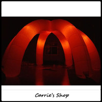 Wholesale Best quality leg led lighting inflatable arch tent