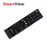 Wholesale pc Remote Control for Original SKYSAT AZSAT S966 iks sks satellite receiver S966 remote control post