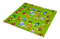 animal alphabet puzzle - EVA Waterproof Safety Crawling Mats for Child Eco Friendly Baby Play Mats Interlocking Foam Floor Mats Animals Alphabet Learning Puzzle Mats