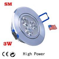 ac open - 3W Opening Cm Highlight High Power Warm white cool white LED Spotlight AC V