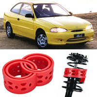 Wholesale 2pcs Super Power Rear Car Auto Shock Absorber Spring Bumper Power Cushion Buffer Special For Hyundai Excel