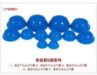 Wholesale 030 Natural thickening tank cupping absorbent silicone household silicone adhesive tank cupping weight loss