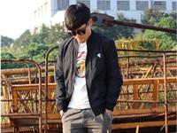 active air fans - Air fan of lightweight army combat dress coat jackets men Baseball jacket black M XL