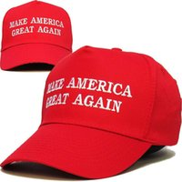 Wholesale Hot Make America Great Again Hat Donald Trump Cap Republican Adjustable Mesh Baseball Cap Patriot Hat Trump For President