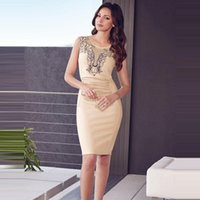 Wholesale 2 the new bud silk fashion leisure party daily popular white women s dress