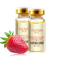 Wholesale 2 bottles Pure collagen liquid loading combination whitening moisturizing anti wrinkle CHUNZ firming skin bottle spray
