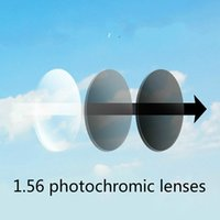 Wholesale 1 Photochromic Single Vision Prescription Optical Spectacle Lenses with Fast Color Changing Performance