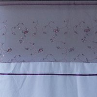 Wholesale Sequins Embroidery Stitching Beautiful Curtain