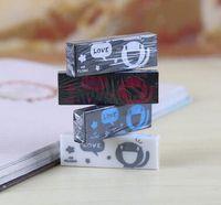 Wholesale Cartoon cute children eraser strip drawing dedicated B eraser efficient painting correction Tools cm pieces