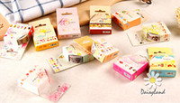 Wholesale Various Elegant Paper Washi Tape Adhesive Masking Tape DIY Decorative Scrapbooking Sticker Label Correction Tape Birthday Gift
