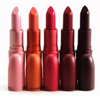 Wholesale Hot Makeup New Arrival Luster Lipstick Frost Lipstick Gia Valli Collection Matte Lipstick Collection Colors Lipstick machisma
