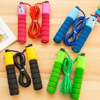 jump rope wholesale - Electronic Counting Jump Rope Skipping Rope Gym Fitness Losing Weight Jump Rope Sports Exercise Equipment M LJJP131